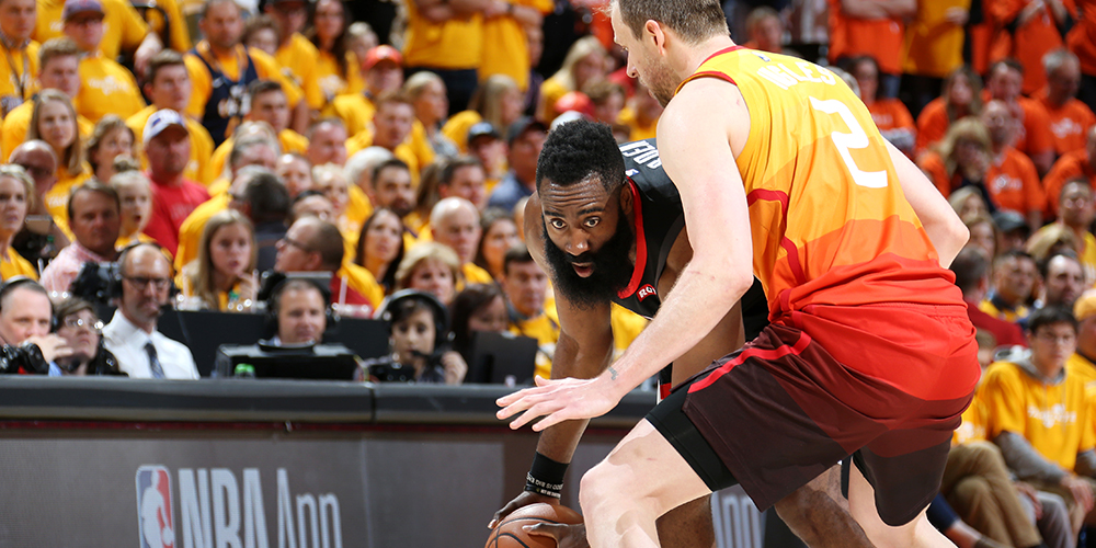 How to Stop James Harden
